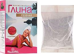 Perfumería y cosmética Arcilla rosa natural en polvo - MedikoMed