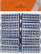 Perfumería y cosmética Rulos térmicos, talla L, Ø26mm, 10uds. - Top Choice
