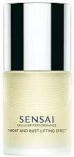 Perfumería y cosmética Sérum para cuello y escote con efecto lifting - Kanebo Sensai Cellular Performance Throat and Bust Lifting Effect