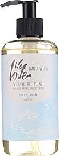 Perfumería y cosmética Jabón de manos líquido con aloe vera & glicerina - We Love The Planet Arctic White Hand Wash
